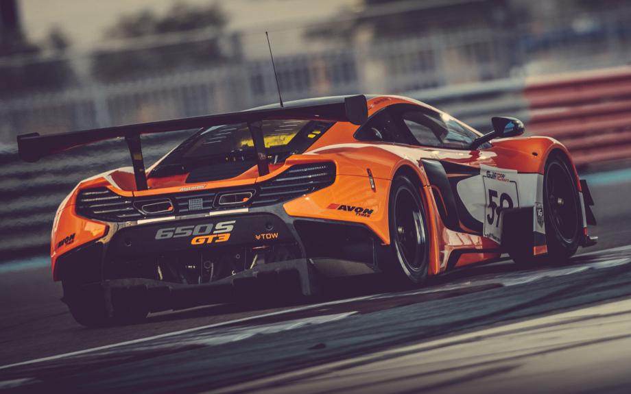 McLaren 650S GT3 2014 carpixel