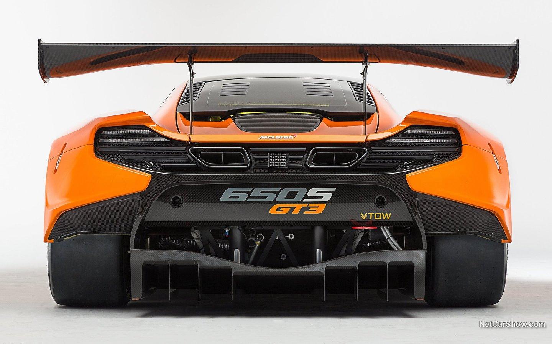 McLaren 650S GT3 2015 4d269338