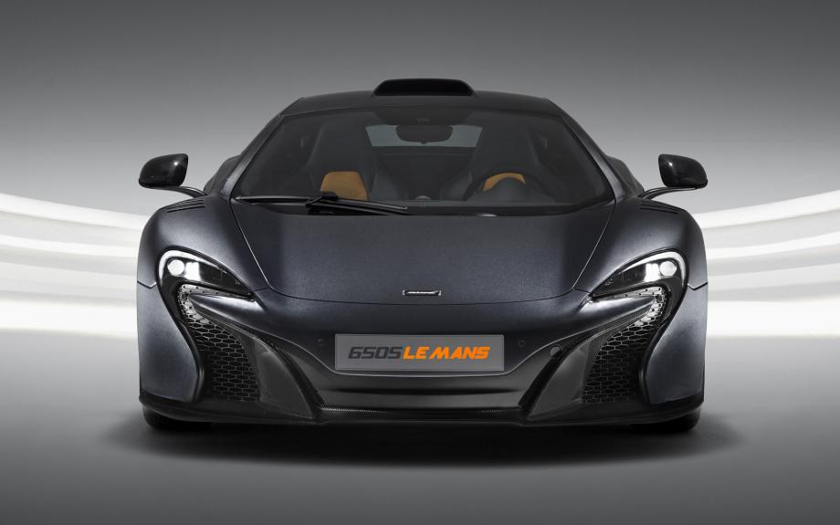 McLaren 650S Le Mans 2015 carpixel