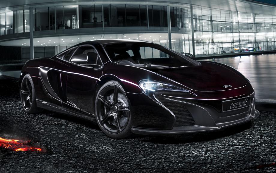 McLaren 650S MSO Concept 2014 carpixel