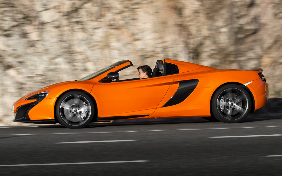 McLaren 650S Spider 2014 carpixel