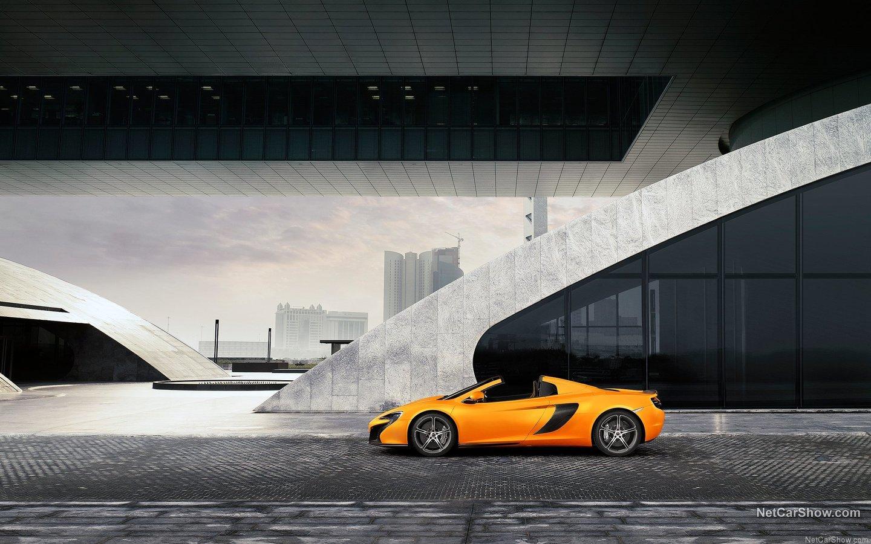 McLaren 650S Spider 2015 21464281