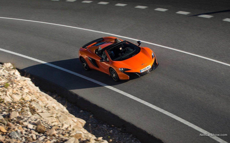McLaren 650S Spider 2015 4f495283