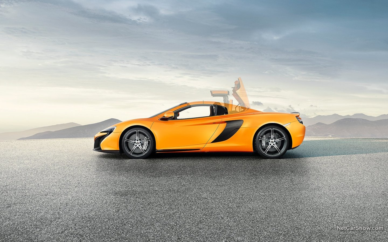 McLaren 650S Spider 2015 829d87ce