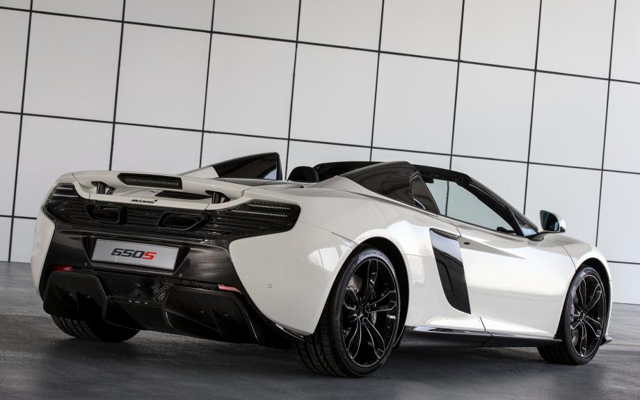 McLaren 650S Spider Al Sahara MSO 2015 carpixel