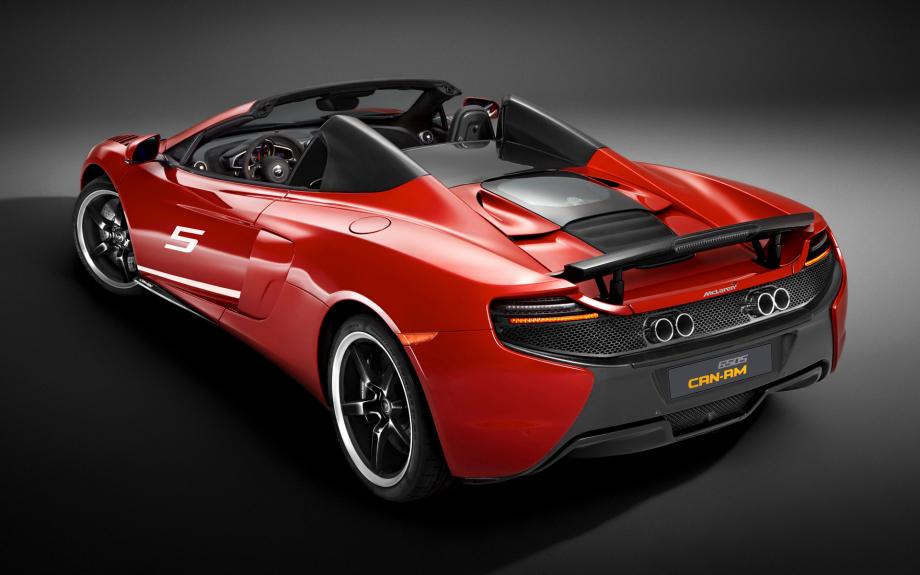 McLaren 650S Spider Canam 2015 carpixel