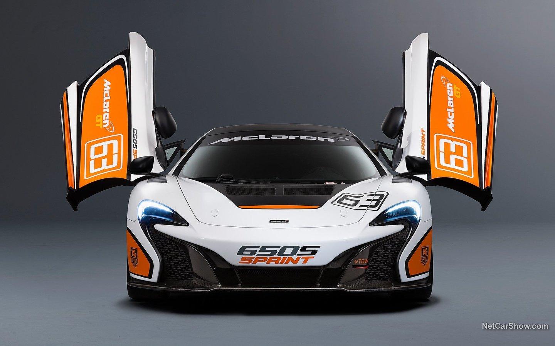 McLaren 650S Sprint 2015 1f8fc79f