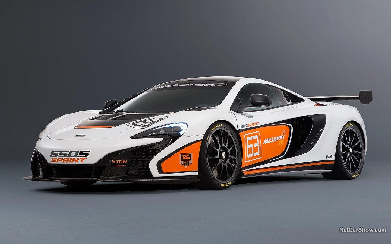 McLaren 650S Sprint 2015 34ba7b0f