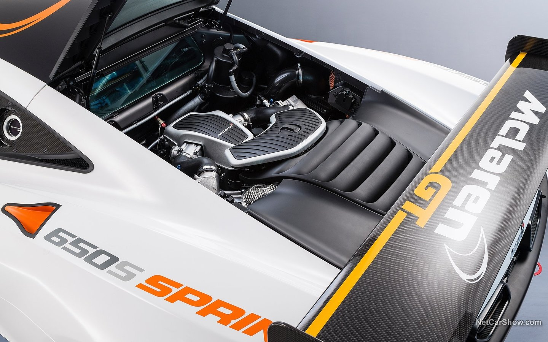 McLaren 650S Sprint 2015 9f9f43eb