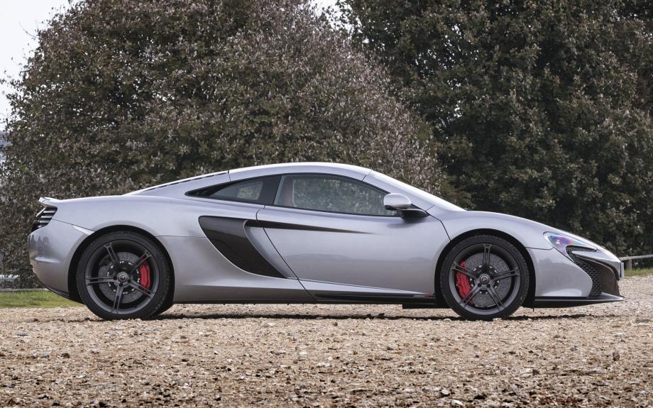 McLaren 650S UK 2014 carpixel