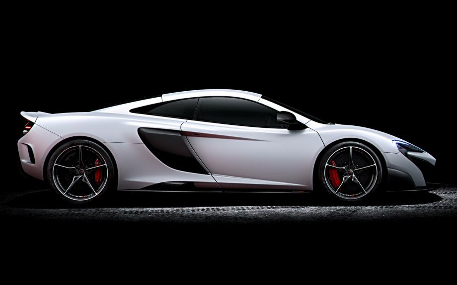 McLaren 675 LT 2014 carpixel