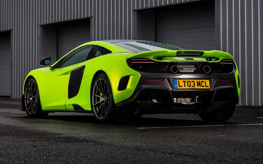 McLaren 675 LT 2015 carpixel