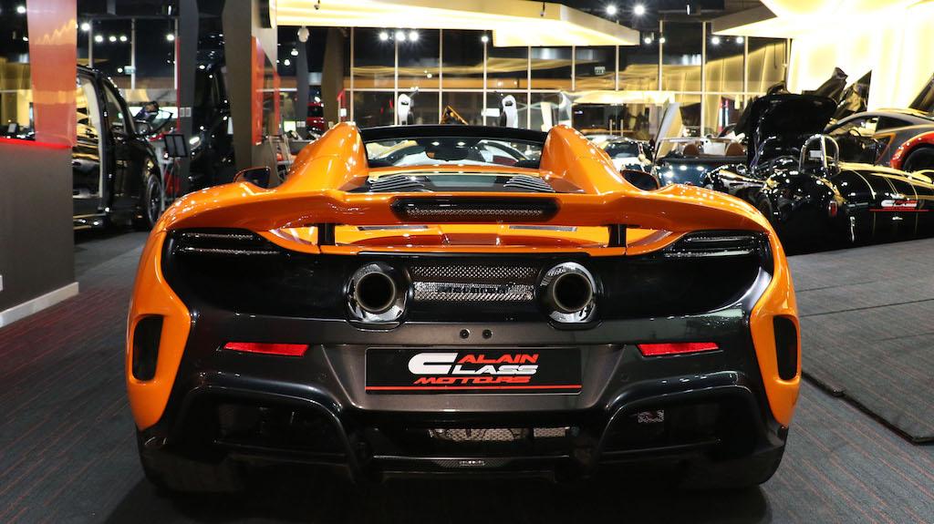 McLaren 675 LT Spider 2014 alainclass com 115-MCLAREN-675-LT-GWG