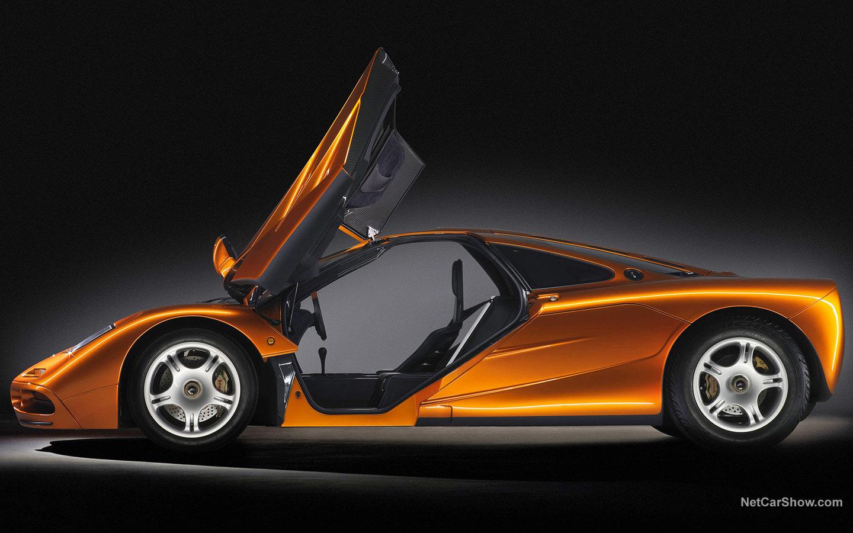 McLaren F1 1993 6e648993