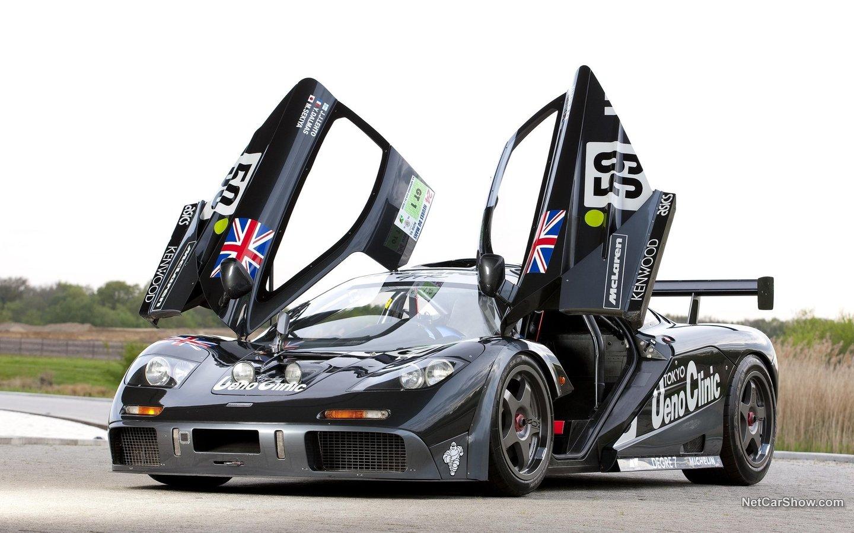 McLaren F1 GTR 1995 76f8edef