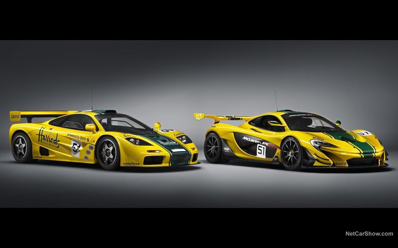 McLaren F1 GTR 1995 e800e711