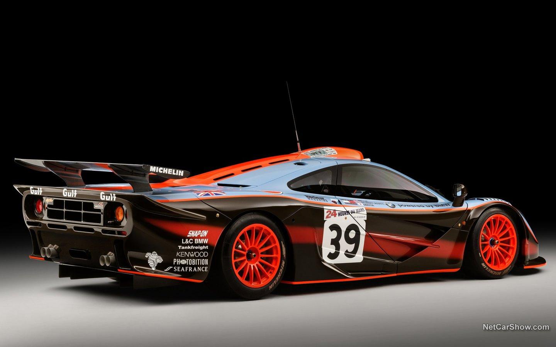 McLaren F1 GTR Longtail 1997 60973f54