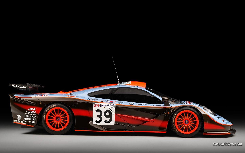 McLaren F1 GTR Longtail 1997 95267227