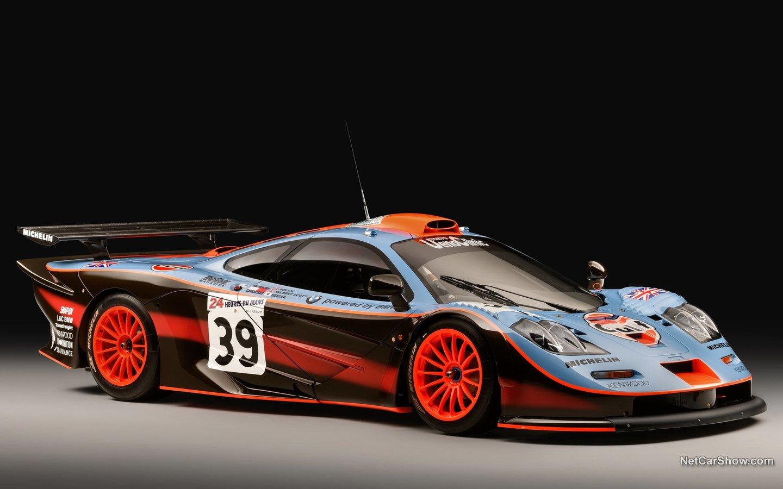 McLaren F1 GTR Longtail 25R 1997 b84bf824