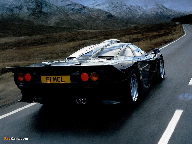 McLaren FI GT Longtail 1997 favcars