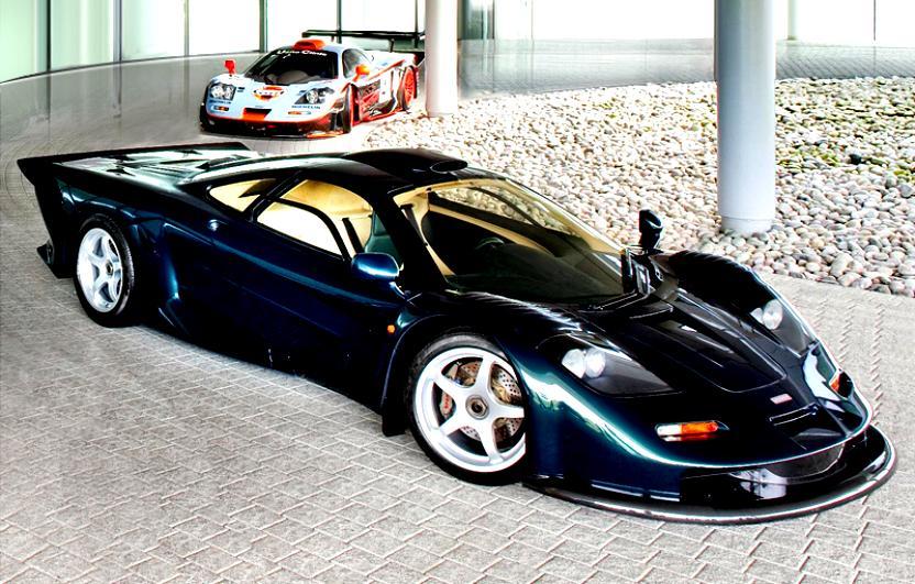 McLaren FI GT Longtail 1997 motoimg com mclaren-f1-gt-1997-01