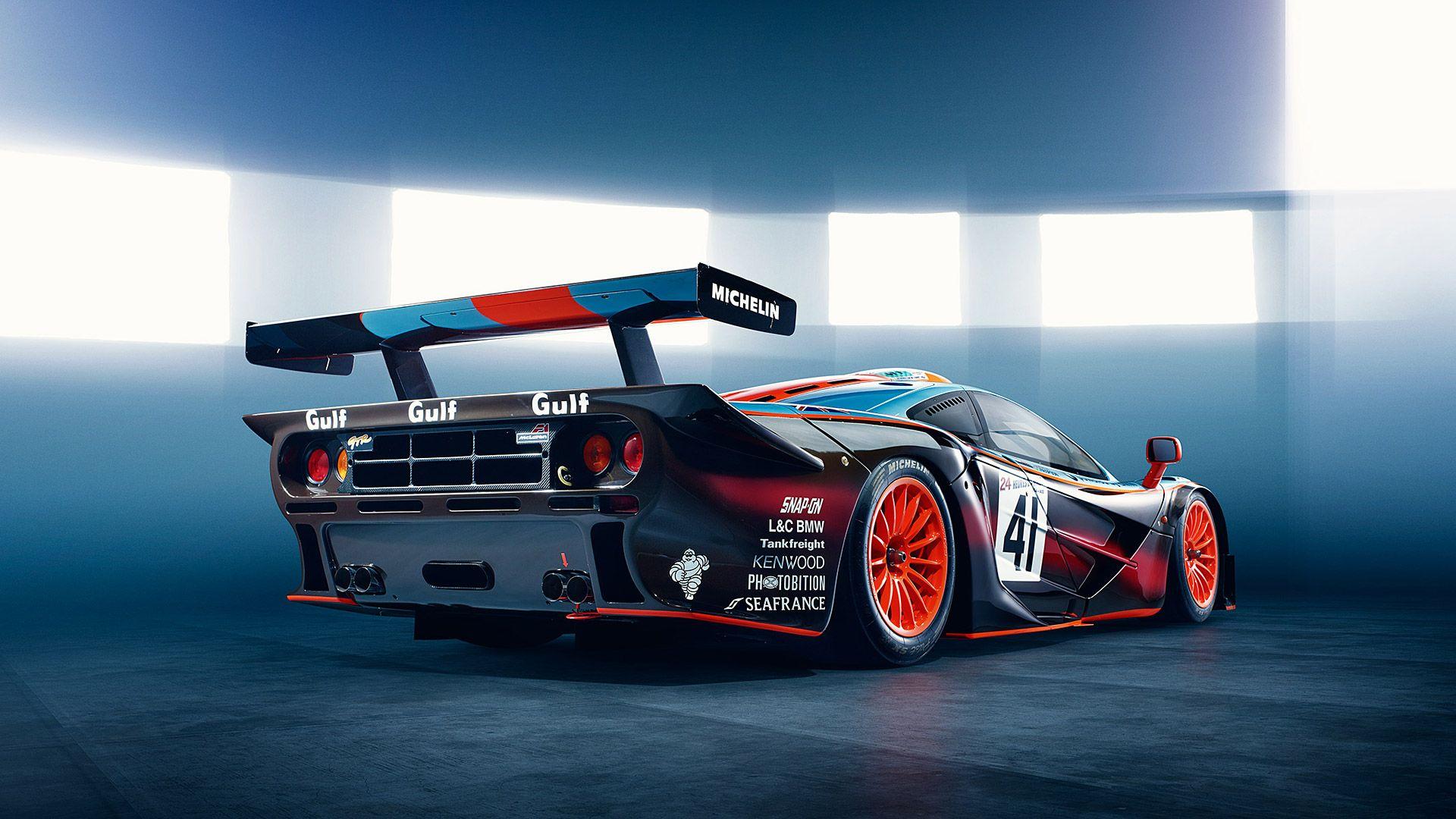 McLaren FI GTR Longtail 1997 WallpaperDog-20437991