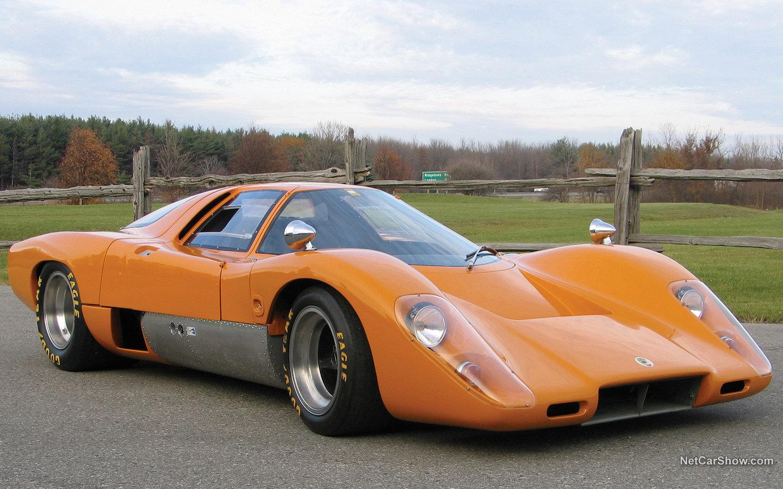 McLaren M6GT 1969 3310454f