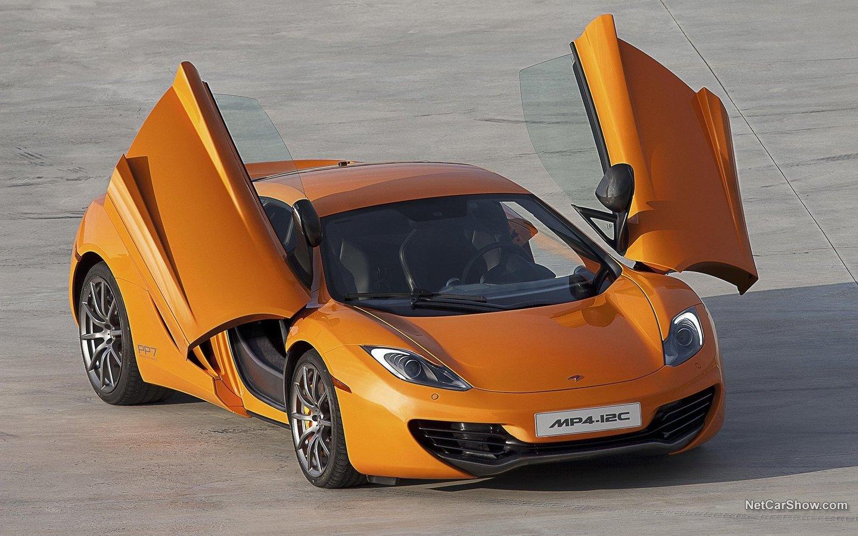 McLaren MP4 12c 2011 44077a10