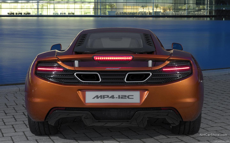 McLaren MP4 12C 2011 adfcdc24