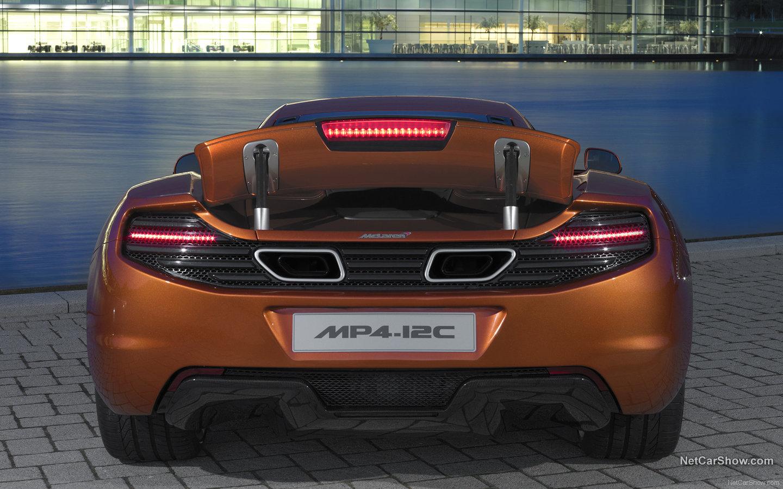 McLaren MP4 12C 2011 d90e943e