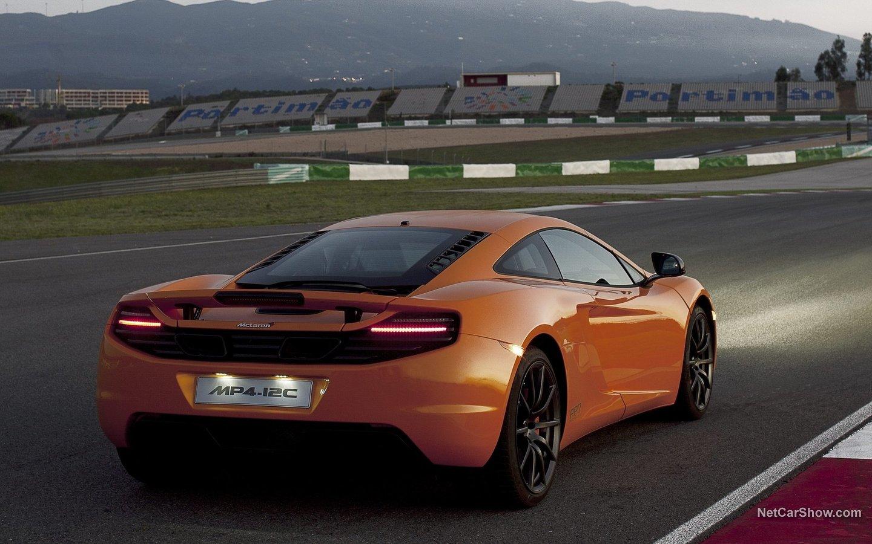 McLaren MP4 12C 2011 d99a2433