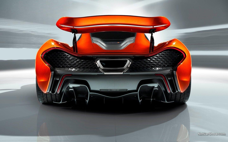 McLaren P1 Concept 2012 0c20e904