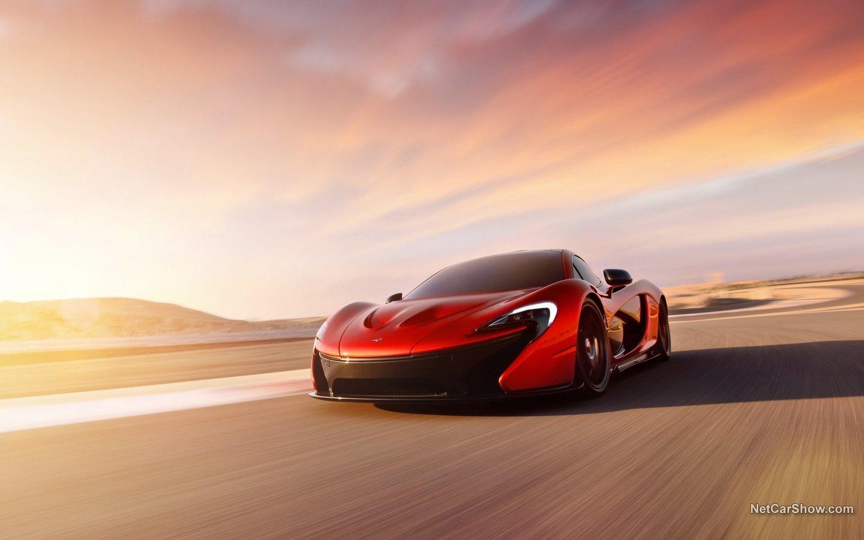 McLaren P1 Concept 2012 14963f52