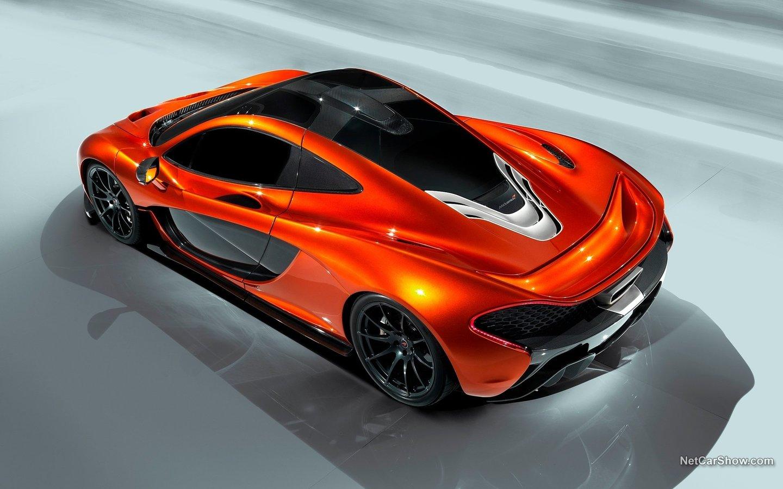 McLaren P1 Concept 2012 4e55ff78