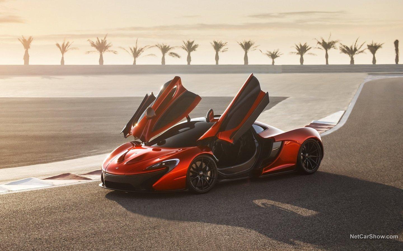 McLaren P1 Concept 2012 7207976d