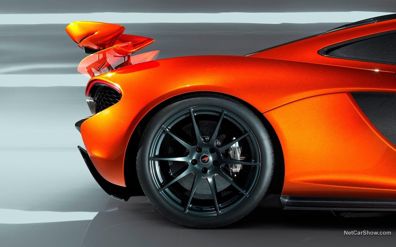 McLaren P1 Concept 2012 bf637e0d