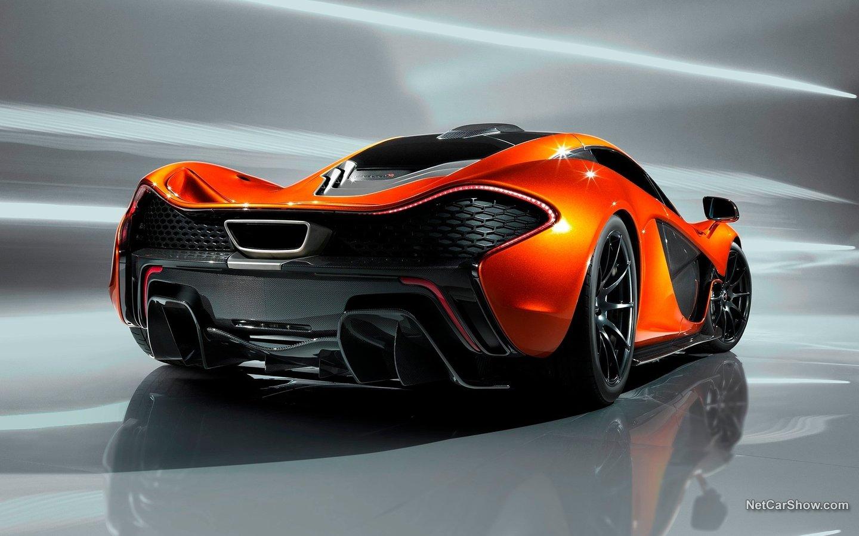 McLaren P1 Concept 2012 fac936d2