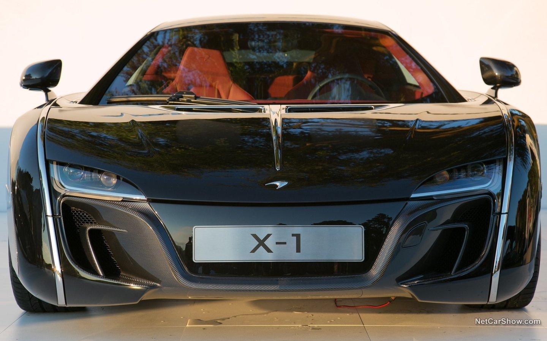 McLaren X-1 MSO Concept 2012 ad132974