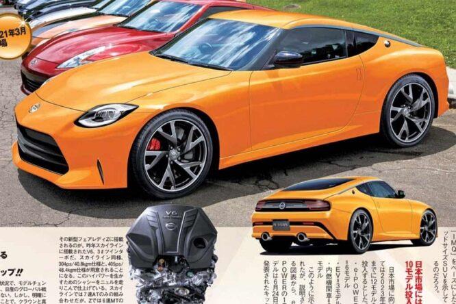 Nissan 400Z formulapassion