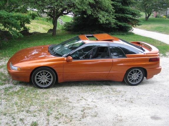 Subaru SVX 1992 BestCarMag