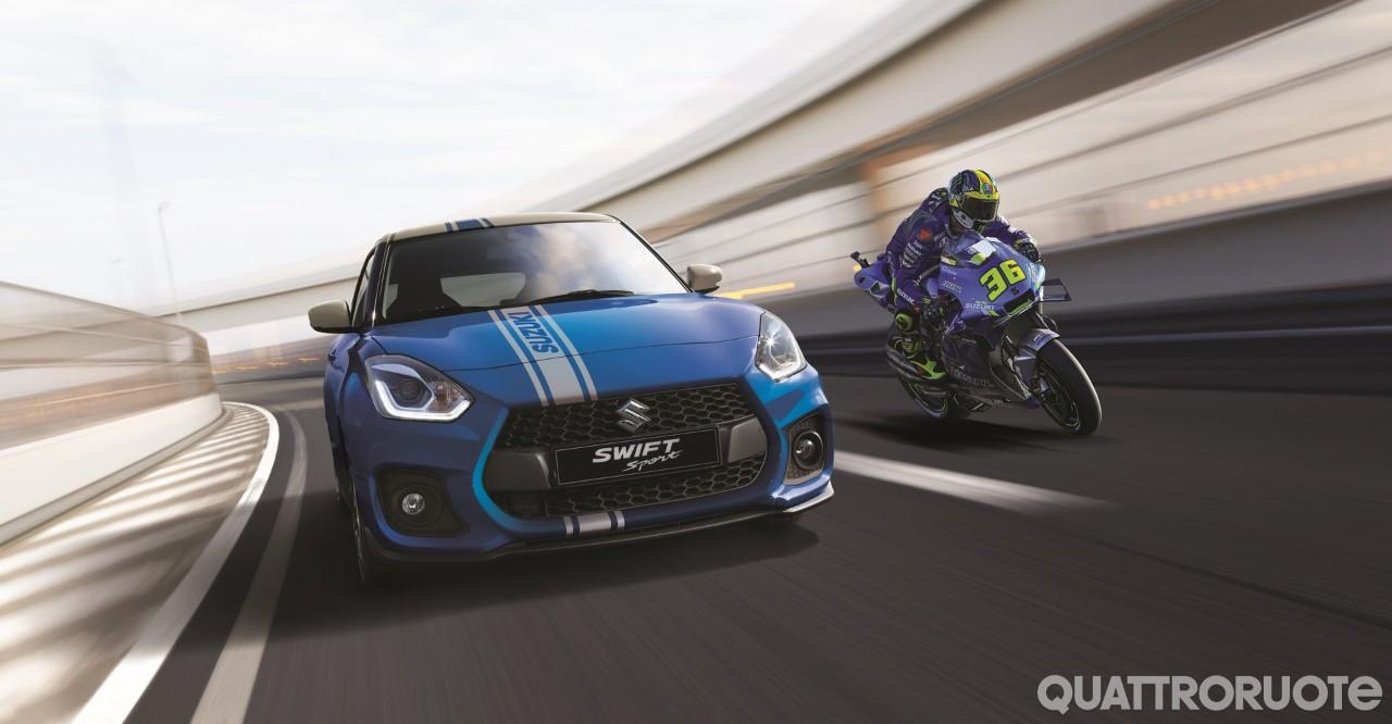 SUZUKI Swift Sport Hybrid WCE 2021 q