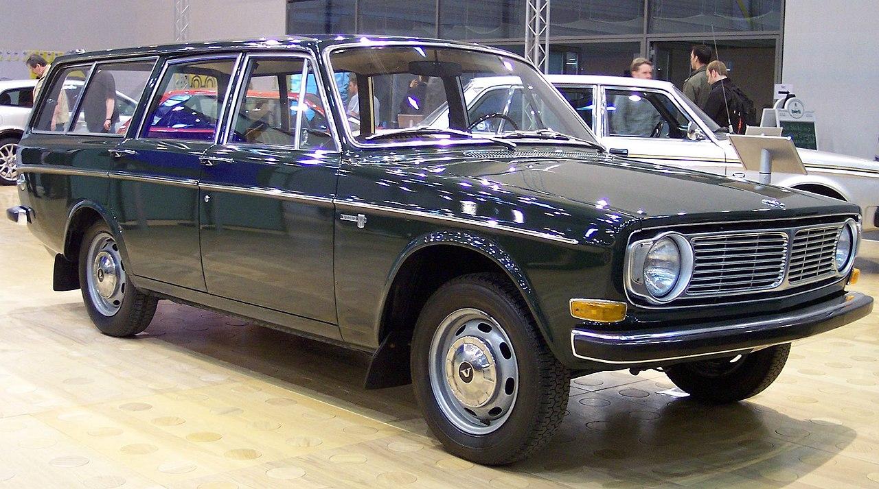 Volvo 145 140 Series 1969 by Stahkocher en
