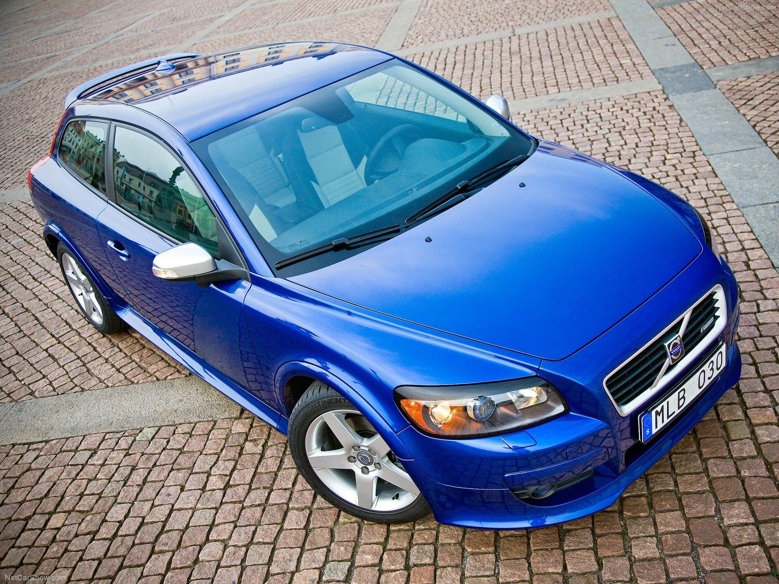 Volvo 30 C30 2007 Volvo-C30-2007-1600-04
