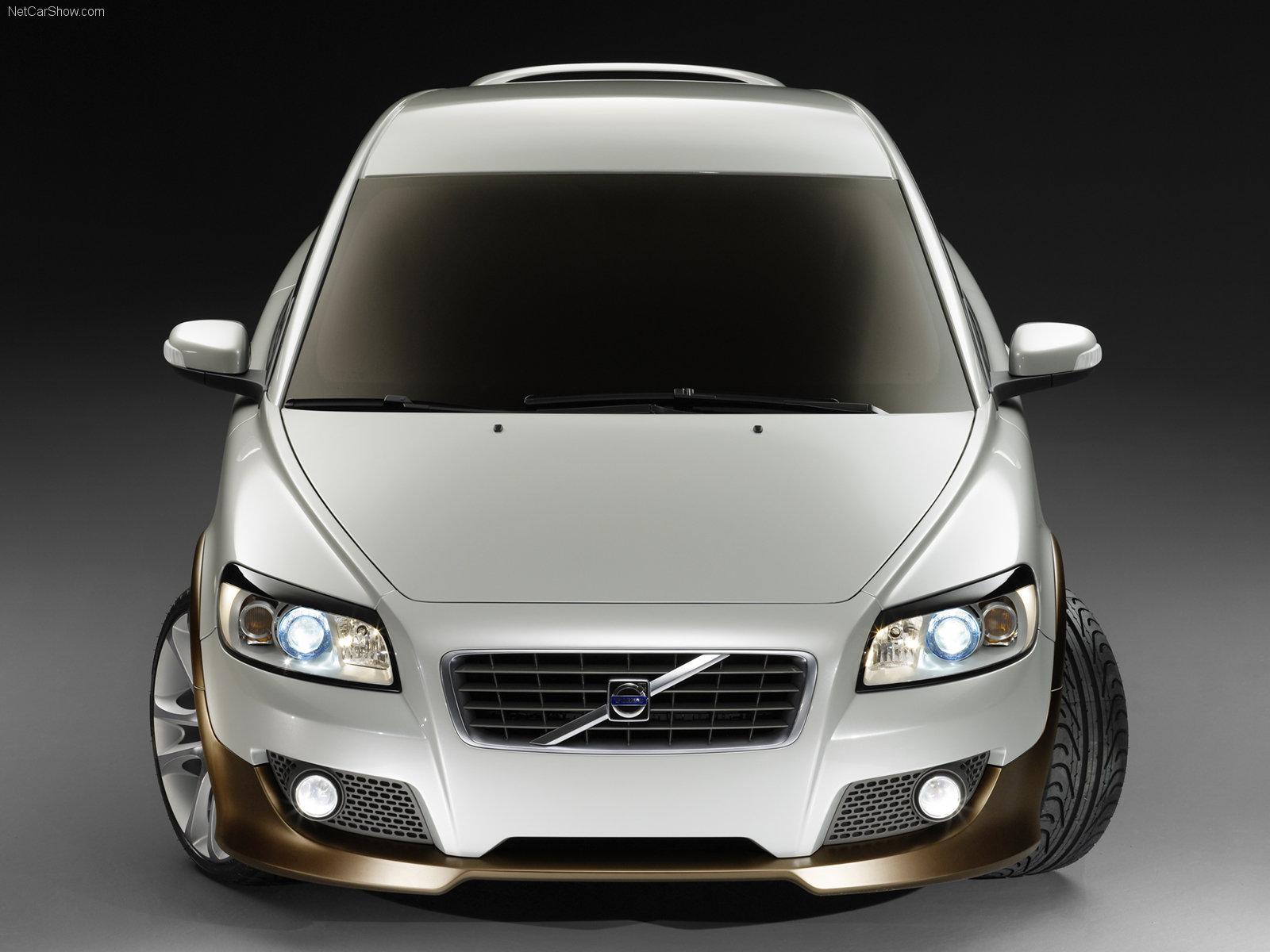 Volvo 30 C30 Design Concept 2005 Volvo-C30_Design_Concept-2005-1600-05