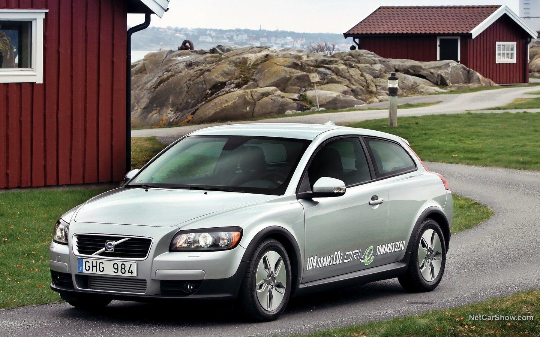 Volvo 30 C30 DRIVe 2009 4087b521