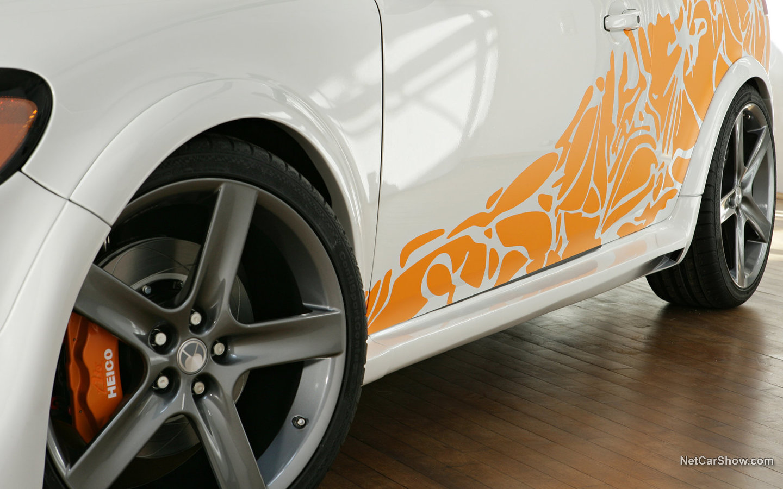 Volvo 30 C30 Heico Concept 2007 76c52ecd