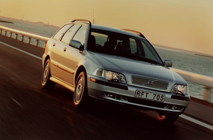 Volvo 40 V40 1995 c