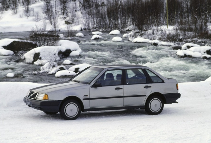 Volvo 440 GL 1988 media