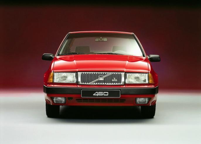 Volvo 460 Turbo 1990 media;volvocars C