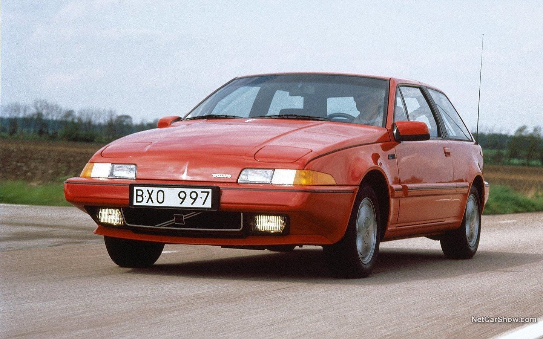 Volvo 480 1987 100b8571